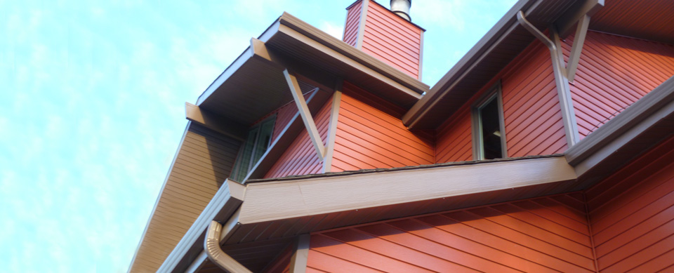 Steel Gutters in Alaska