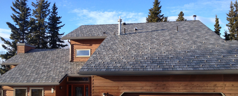 Metal Roofing in Alaska