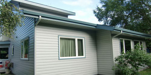 Soffit and Fascia in Alaska